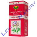 Olejek Geraniowy (Pelargonium Graveolens Oil) 10 ml - Etja