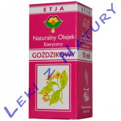 Olejek Goździkowy (Eugenia Caryophyllus Oil) 10 ml - Etja