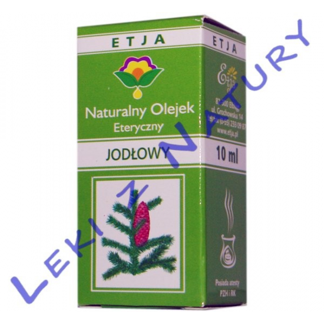 Olejek Jodłowy 10 ml - Etja