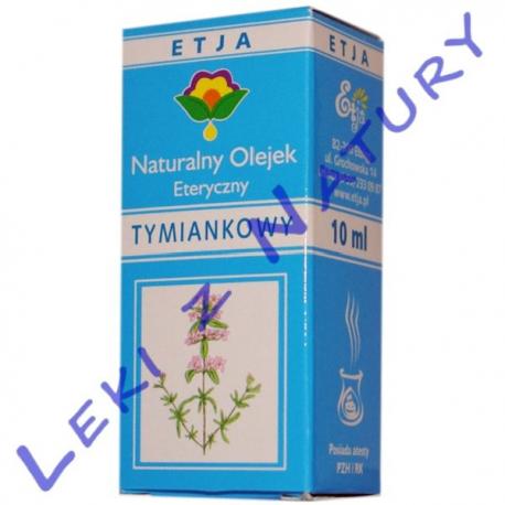 Olejek Tymiankowy 10 ml - Etja