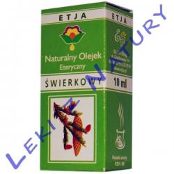 Olejek Świerkowy (Picea Excelsa Oil) 10 ml - Etja