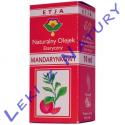 Olejek Mandarynkowy (Citrus Nobilis Oil) 10 ml - Etja