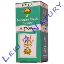 Olejek Miętowy 10 ml - Etja