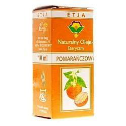 Olejek Pomarańczowy (Citrus Dulcis Oil) 10 ml - Etja