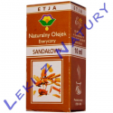 Olejek Sandałowy (Santalum Album Oil) 10 ml - Etja