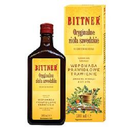 Oryginalne Zioła Szwedzkie 100 ml - Bittner
