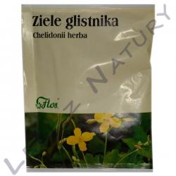 Glistnik Jaskółcze Ziele, Jaskółcze Ziele (Chelidonium maius) 50g