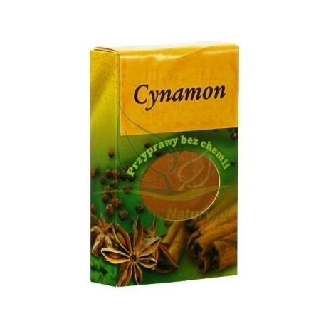 Cynamon w Laskach 40g Dary Natury