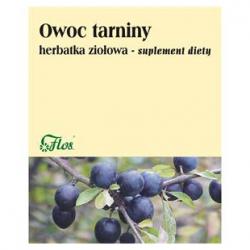 Tarnina Owoc, Owoc Tarniny 50g Flos