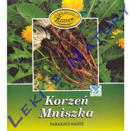 Mniszek Korzeń, Korzeń Mniszka 50g Kawon