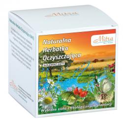 Naturalna Herbatka Oczyszczająca 60g (30sasz x 2g)