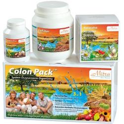 COLON PACK zestaw oczyszczający organizm 3w1