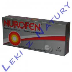Nurofen - 12 tabletek