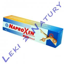 Naproxen 10% - Żel Przeciwbólowy 50g