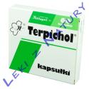 Terpichol - 60 kapsułek Herbapol Wrocław