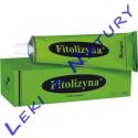 Fitolizyna - Pasta w Infekcjach Dróg Moczowych 100g Herbapol Pruszków