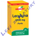 Lecytyna FORTE 1200 mg - 37 kapsułek - Walmark