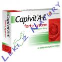Capivit A+E Forte System 30 kapsułek