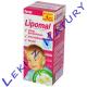 Lipomal - Syrop Przeciwgorączkowy dla Dzieci 125g - Aflofarm