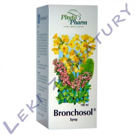Bronchosol - Syrop Wykrztuśny 100 ml