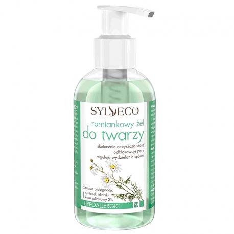 Naturalny Żel Rumiankowy do mycia Twarzy 150ml - Sylveco