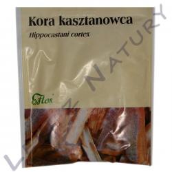 Kasztanowiec Kora, Kora Kasztanowca 50g Flos