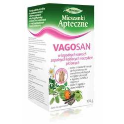 Vagosan - Zioła w dolegliwościach kobiecych 100g Herbapol Lublin