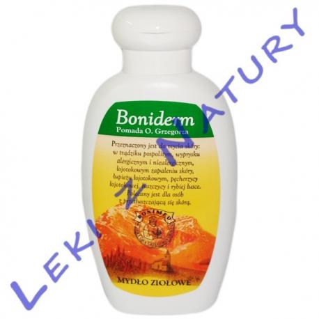 Boniderm - Mydło Lecznicze 200 ml Bonimed
