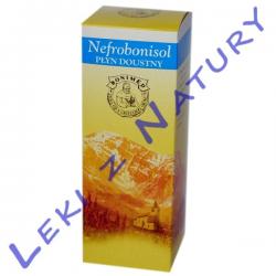 Nefrobonisol - Odtruwający, Moczopędny - Płyn 100g Bonimed