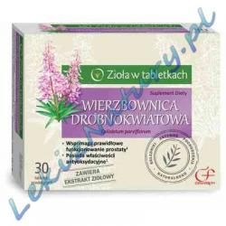 Wierzbownica 30 tabletek powlekanych Colfarm