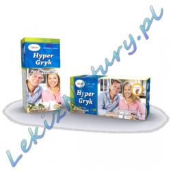 Mir-Lek Herbata HYPER-GRYK - Biologiczny Reduktor Ciśnienia 60 saszetek