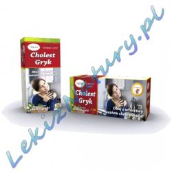 Mir-Lek Herbata CHOLEST-GRYK - Naturalny Strażnik Poziomu Cholesterolu 60 saszetek
