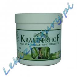 KRAUTERHOF - Żel z Aloesem Zwyczajnym 250ml