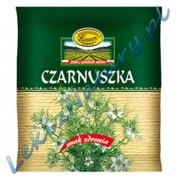 Czarnuszka Nasiona, Nasiona Czarnuszki 50g Kawon