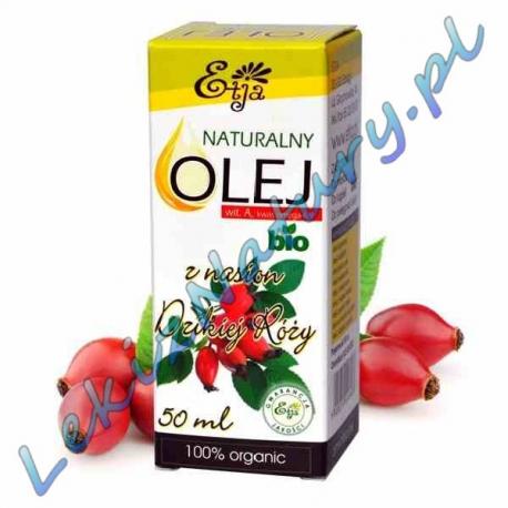OLEJ z Nasion Dzikiej Róży BIO 100% Naturalny 50ml - Etja