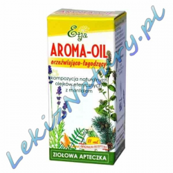 Kompozycja Aroma-Oil 11ml - Etja