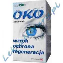 OKO 60 tabletek Sanbios