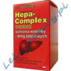 Hepa-Complex 60 tabletek Sanbios
