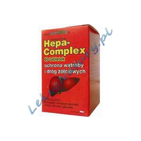 Wątroba - Hepa - Complex 60 tabletek Sanbios