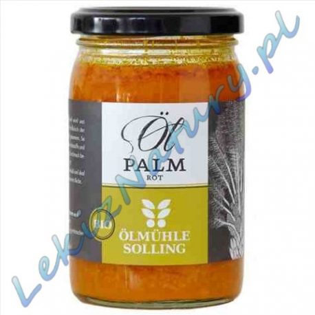 Naturalny Olej z Czerwonej Palmy 250g