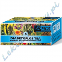 Diabetoflos Tea (6) - Zioła Przeciw Cukrzycowe - 2,5 g. x 20 sasz.