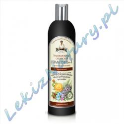 Agafii Szampon 600ml na Cedrowym Propolisie 100% Naturalny