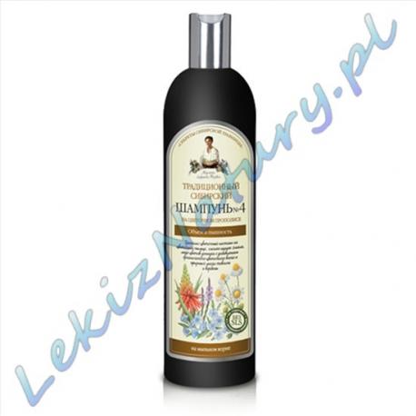 Agafii Szampon 600ml na Kwiatowym Propolisie 100% Naturalny