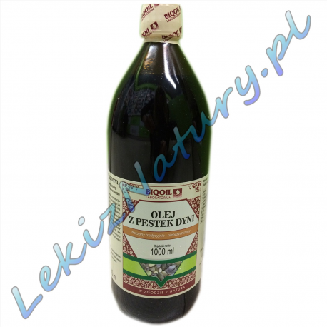 Pumpkin seed oil 1000ml