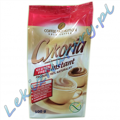 Cykoria - Napój Kawowy z Błonnikiem - Instant - 150g