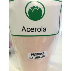 Acerola Ekstrakt 200g 100% Naturalna Witamina C