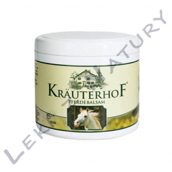 KRAUTERHOF - Maść Końska Chłodząca ( Żel, Balsam Koński ) 500 ml.