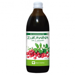Żurawina - sok z żurawiny 500ml