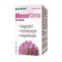Meno-Klima 60 tabletek Sanbios