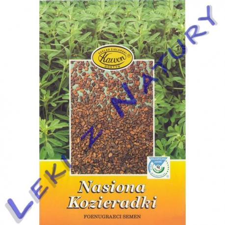 Kozieradka Nasiona, Nasiona Kozieradki 50g
